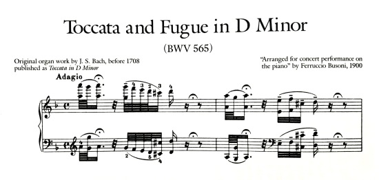 BWV 565